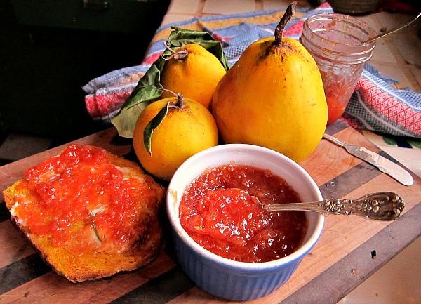Quince Marmalade Is a Gem of a Jam - Tall Clover Farm