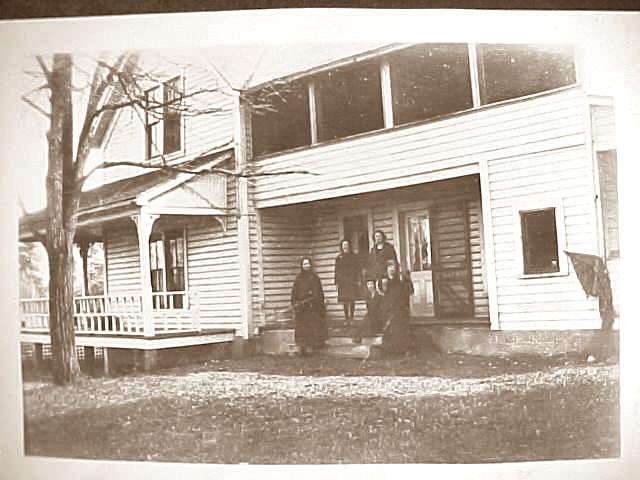 Danners porch vashon island