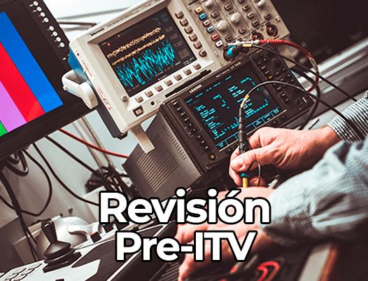 Revisión Pre Itv