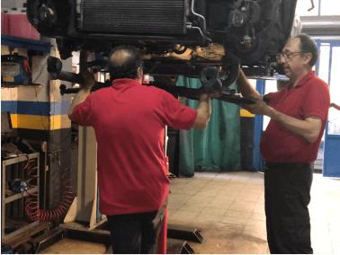 Taller De Mecanica En Zaragoza Felober Almozara