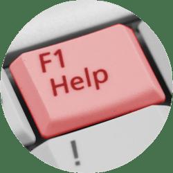 Tecla F1 Ayuda
