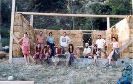 El grupo de Voluntarios