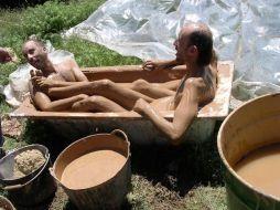 Baño de Barro