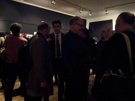 Inauguración de la expo Image Object