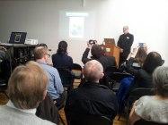 Mike Robinson - Simposio en la Penumbra Foundation, NY