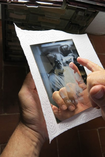Observación daguerrotipo