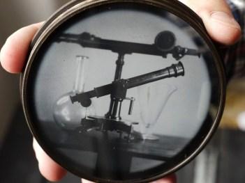 Round Daguerreotype