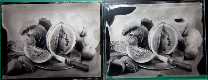 Ferrotipo y ambrotipo - Colodión húmedo