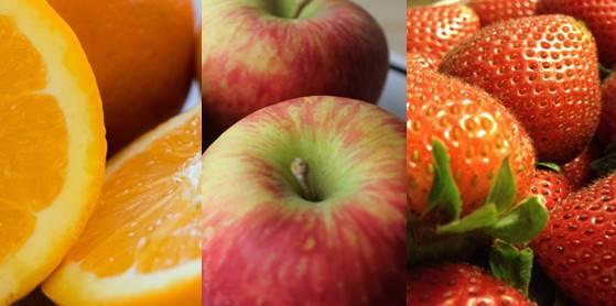 Poderoso Batido de Frutas