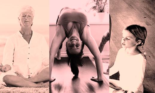 Yoga para cada etapa de la vida