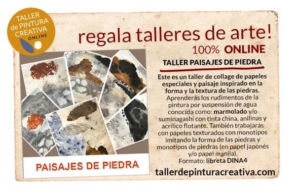 TALLER PAISAJE DE PIEDRAS