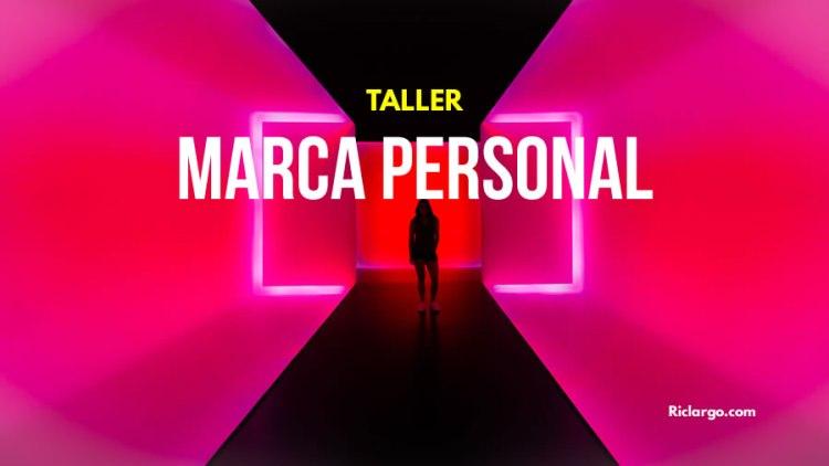 Taller de Marca Personal