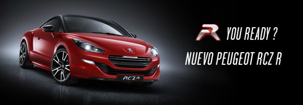 Nuevo Peugeot RCZR