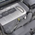 motor Peugeot 407 coupe