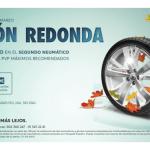 cartel operación redonda Peugeot