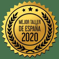 Talleres Kike | Mejor taller de España 2020