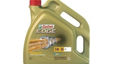 Oferta en aceite castrol 5w30 Edge c3