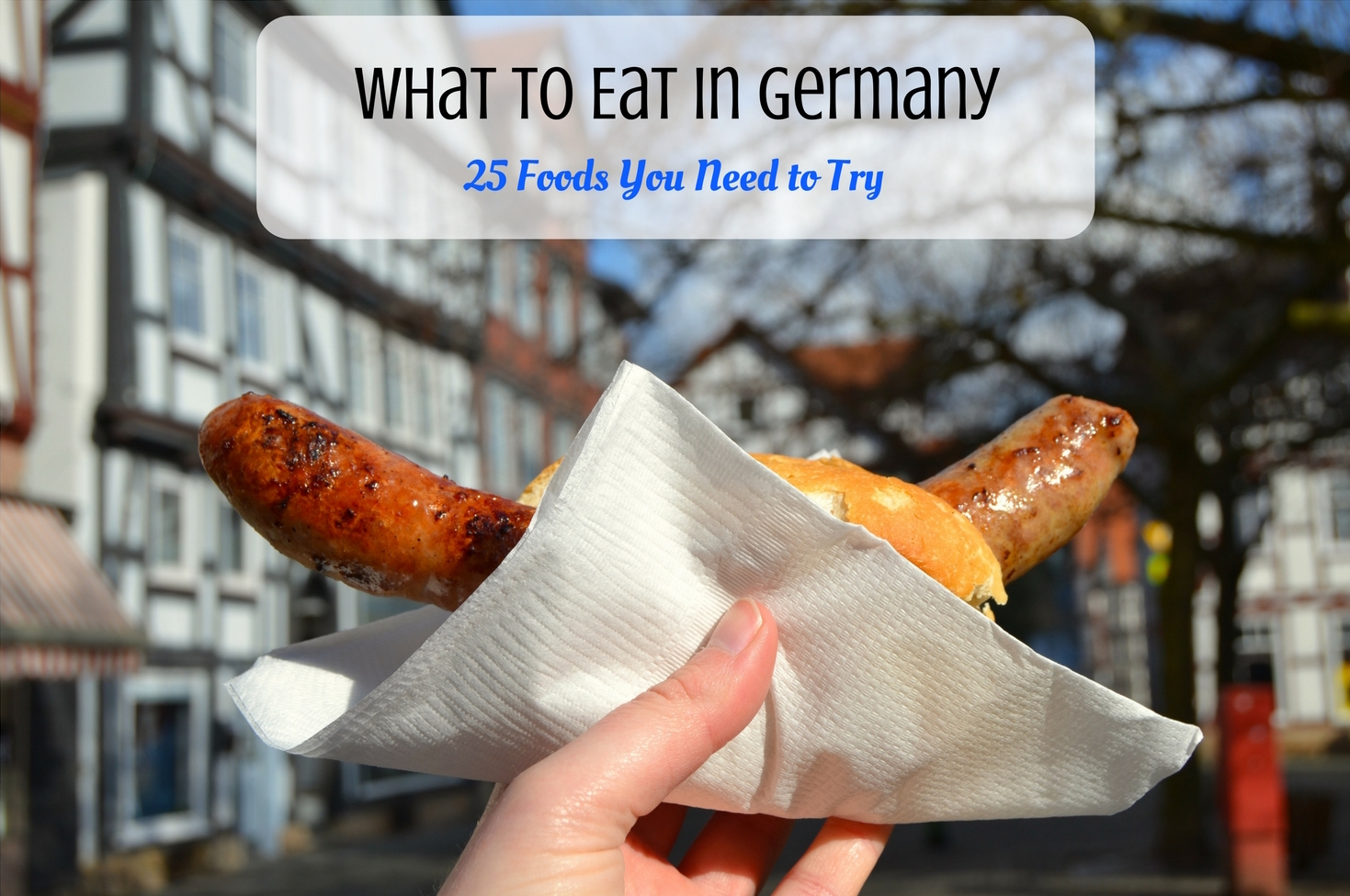 What To Eat In Germany 30 German Foods You Need To Try