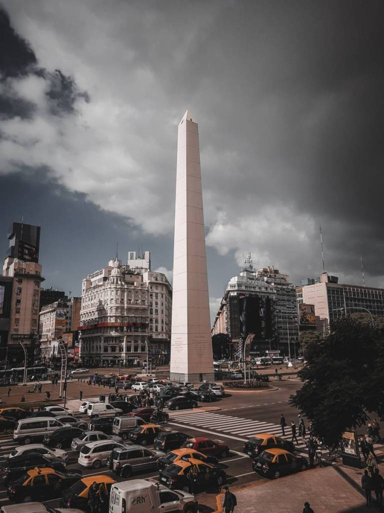 Cheap flights to Buenos Aires from Rome for €453 return in November!