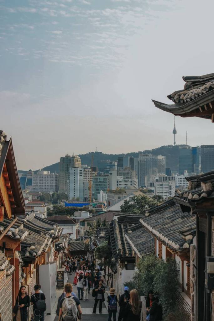 Cheap flights from Prague, Czech Republic to Seoul, South Korea for €422 return!