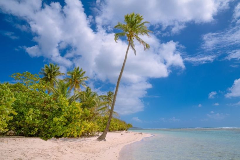 Cheap flights from Paris to Guadeloupe for €266 return!