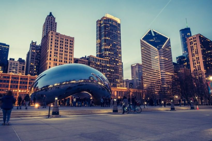 Great flight deal from Dallas to Chicago for $22 return!
