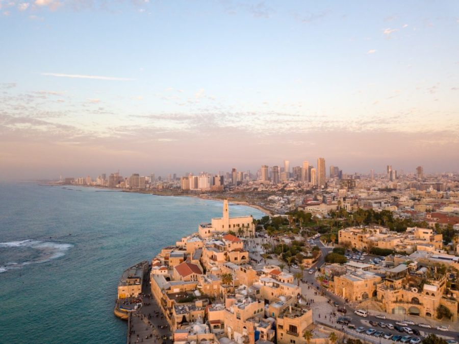 Cheap flights from Copenhagen, Denmark to Tel Aviv, Israel starting at DKK819 return in January!
