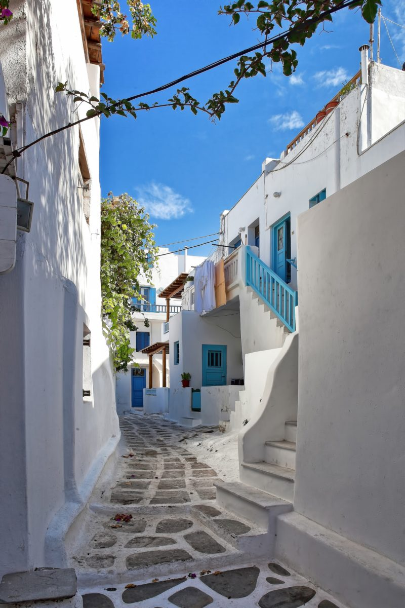 Flights from Budapest to Mykonos starting at €28 return!