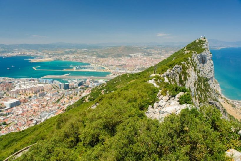 Very cheap! Flights from London to Gibraltar for £53 return! [Feb21 − Sep21]