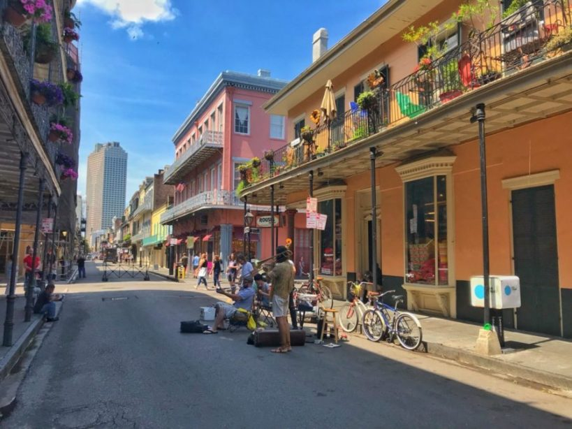 Cheap flights from Salt Lake City to New Orleans starting at $68 return!