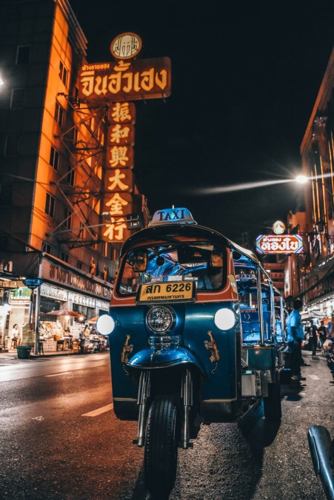 Marseille to Bangkok for just €351 return! [May 2021 − Nov 2021]