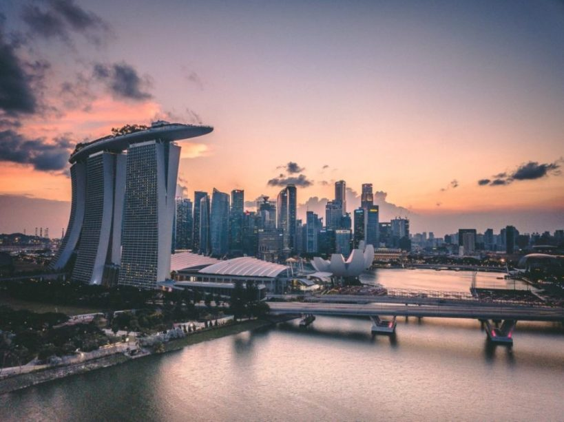 Flights from Toulouse to Singapore starting at €374 return! [May 2021 − Jan 2022]