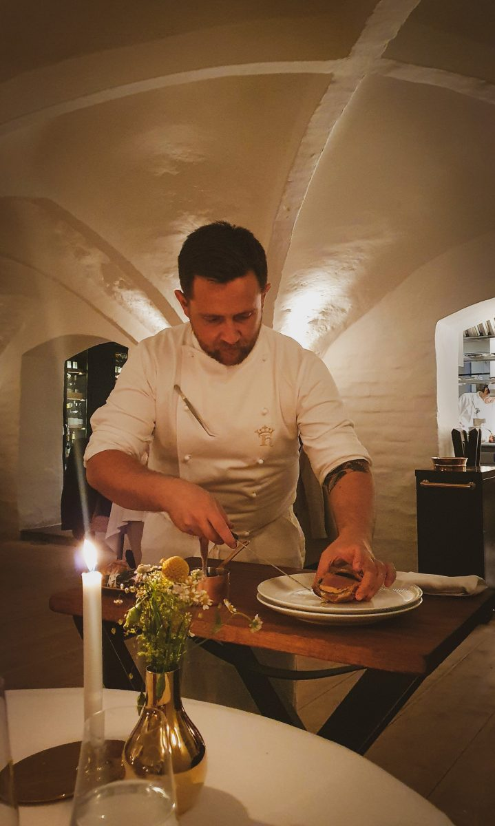 Chef Claudiu Lutic – A journey through kitchens
