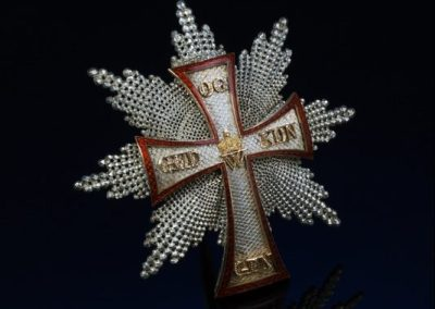The Order of the Dannebrog