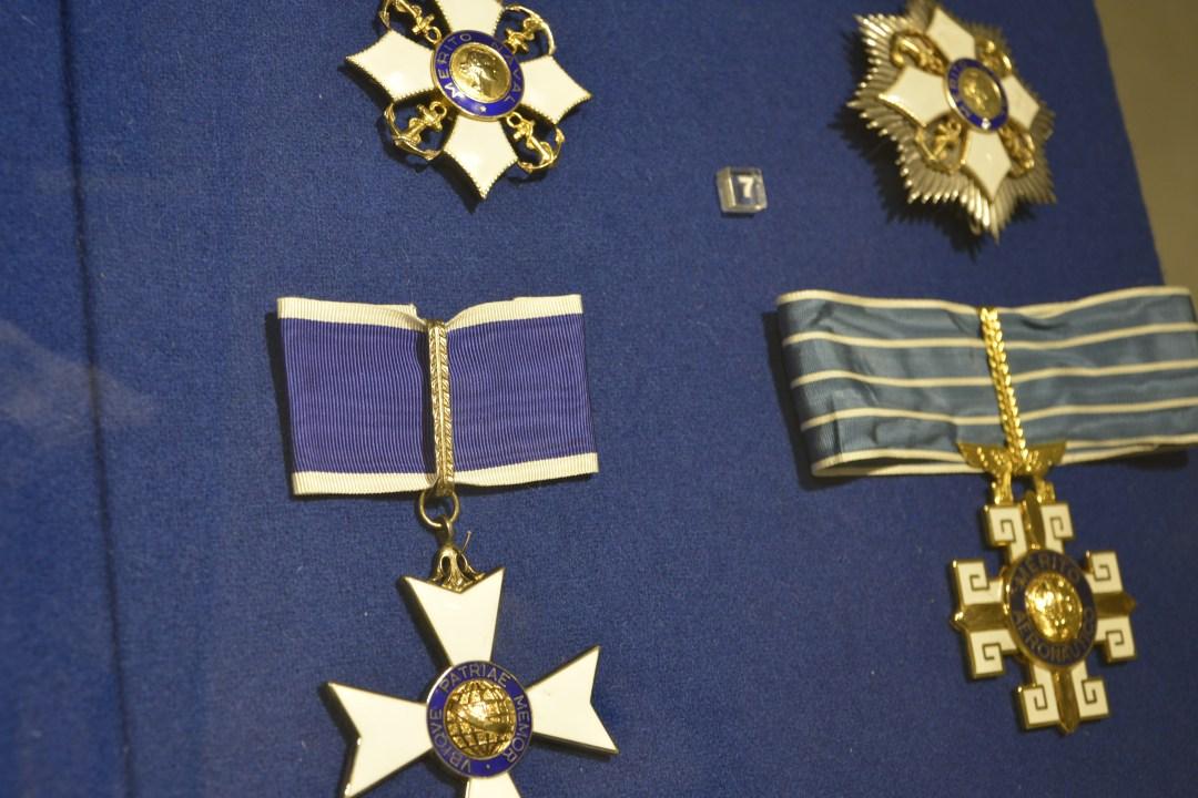 Orders of Brazil