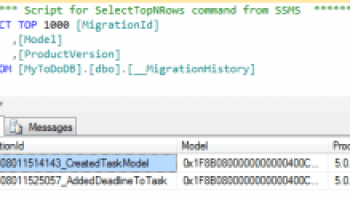Entity Framework part 3: Testing the DbContext | Sex, drugs and