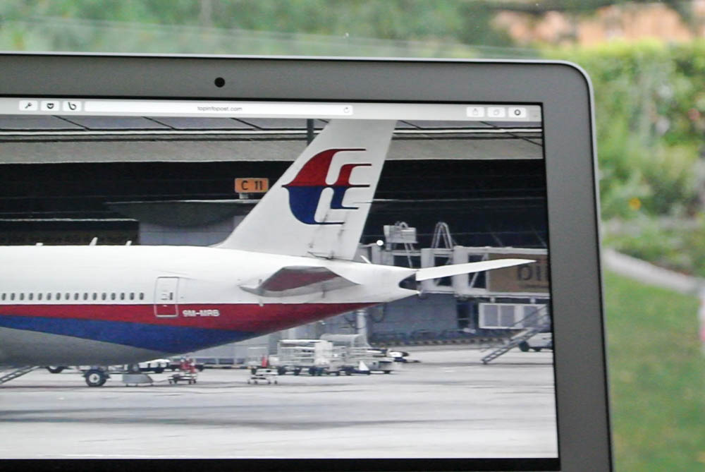 MH370's Betrayal – what happens when information falls off society's radar