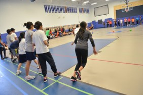 Staff Student Dodgeball Game - 2013 (18 of 54)