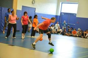 Staff Student Dodgeball Game - 2013 (22 of 54)