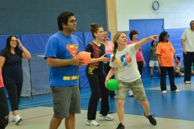 Staff Student Dodgeball Game - 2013 (29 of 54)