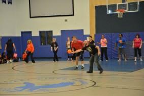 Staff Student Dodgeball Game - 2013 (44 of 54)
