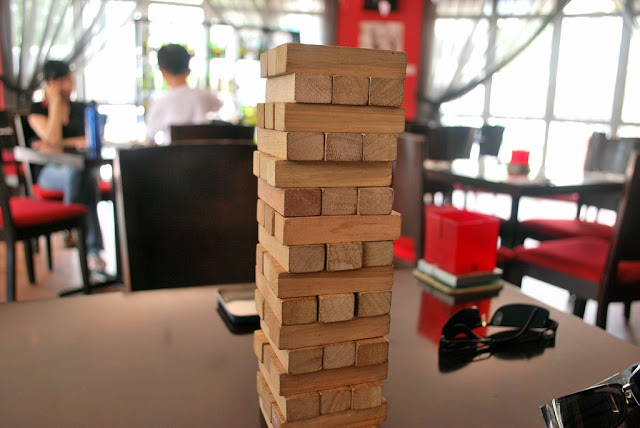 What about Jenga?