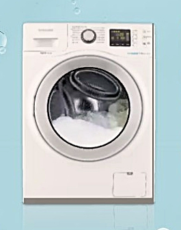Samsung EcoBubble washing machine