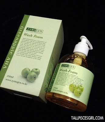 Zymogen Greenapple AHA Wash-Foam