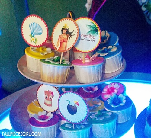Lovely cupcakes from Ask Joey - The Sweetest Party