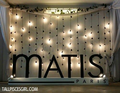 MATIS Paris Product Launch
