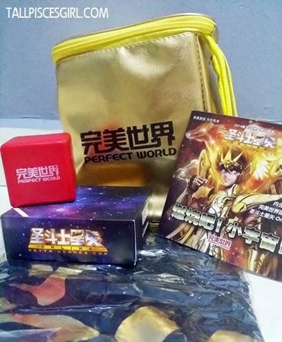 Saint Seiya Pandora Box
