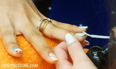 Step 5: Finish it with Sally Hansen Miracle Gel Top Coat
