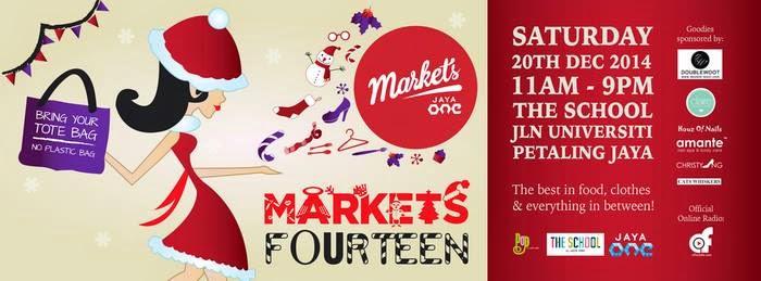 Markets by Jaya One Poster