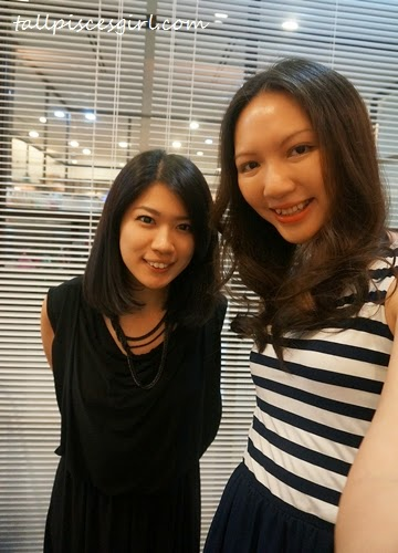 Thanks Xuan, for the awesome service and hairdo!
